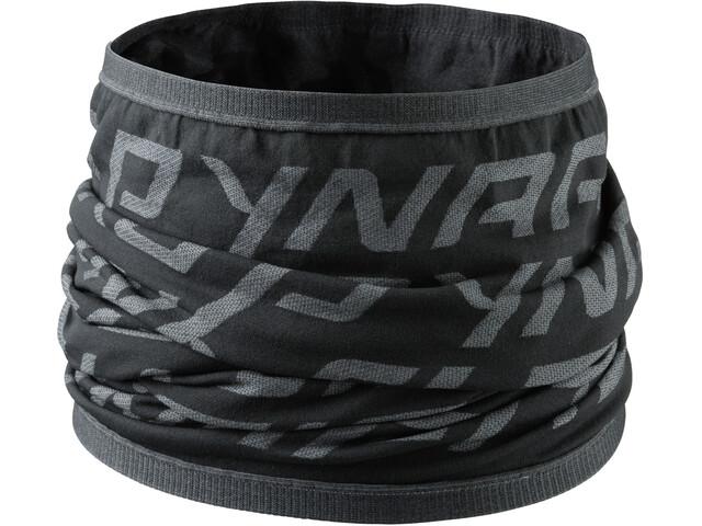 Dynafit Performance Dryarn Ochrona szyi szary/czarny